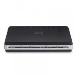 D-Link - DSL-2540B - D-Link DSL-2540B ADSL Modem Ethernet Router - 1 x ADSL WAN, 4 x 10/100Base-TX LAN