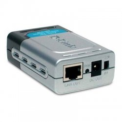 D-Link - DWL-P50 - D-Link DWL-P50 Power over Ethernet (PoE) Splitter - 48 V DC Input - 5 V DC Output - 1 Output Port(s)