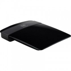 Belkin / Linksys - E1200-NP - Linksys E1200 - Wireless router - 4-port switch - 802.11b/g/n - 2.4 GHz