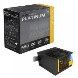 Antec - EA-550 PLATINUM - Antec EarthWatts EA-550 Platinum ATX12V & EPS12V Power Supply - ATX12V/EPS12V - 110 V AC, 220 V AC Input Voltage - Internal - 93% Efficiency - 550 W