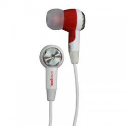 DigiPower - EKU-BLT-WHT - Ecko Bolt Earphone White