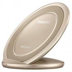 Samsung - EP-NG930TFUGUS - Samsung Fast Charge Wireless Charging Stand - 5 V DC, 9 V DC Input - 5 V DC, 9 V DC Output - Input connectors: USB - AC Plug