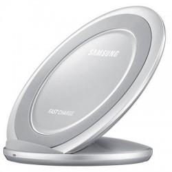 Samsung - EP-NG930TSUGUS - Samsung Fast Charge Wireless Charging Stand - 5 V DC, 9 V DC Input - 5 V DC, 9 V DC Output - Input connectors: USB - AC Plug