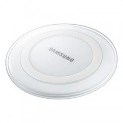Samsung - EP-PG920IWUGUS - Samsung Wireless Charging Pad, White Pearl - 4 Hour Charging - Input connectors: USB