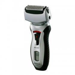 Panasonic - ES-RT51-S - Arc3 Wet/dry 3-blade Shaver W/ Pivoting Shaver Head Travel Pouch