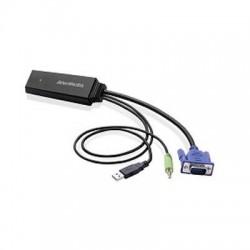 AverMedia - ET110AH - AVerMedia Video Converter - Functions: Signal Conversion, Video Conversion - USB - 1920 x 1200 - VGA - Audio Line In - PC - External
