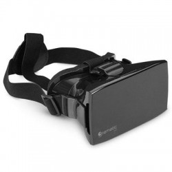 Ematic - EVR410 - Ematic VR Mobile Headset EVR410 - For Smartphone - Black