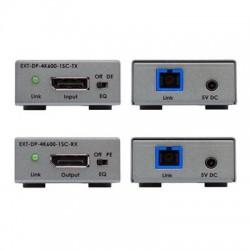 Gefen - EXT-DP-4K600-1SC - 4k 600 Mhz Displayport Extender Over One Fiber