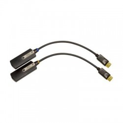 Gefen - EXT-DP-CP-FM10 - Gefen DisplayPort Fiber Optic (Pigtail Modules) - 1 Input Device - 1 Output Device - 3300 ft Range - 2 x SC Ports - WQXGA - 2560 x 1600