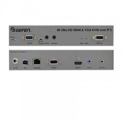 Gefen - EXT-UHDV-KA-LANS-TX - 4K Ultra HD and VGA KVM over IP - Sender Package