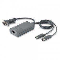 Belkin / Linksys - F1DP101A-AP - Belkin OmniView PS/2 SMB Server Interface Module - 1 Computer(s) - 1 x mini-DIN (PS/2) Keyboard, 1 x mini-DIN (PS/2) Mouse, 1 x HD-15 Monitor
