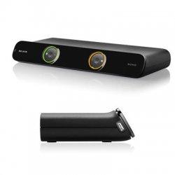 Belkin / Linksys - F1DS102J - Belkin OmniView SOHO 2-Port KVM Swich with Audio - 2 x 1 - 2 x HD-15 Keyboard/Mouse/Video