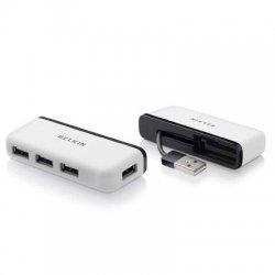 Belkin / Linksys - F4U021v - Belkin 4-port USB Hub - USB - External - 4 USB Port(s) - 4 USB 2.0 Port(s)