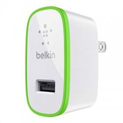 Belkin / Linksys - F8J052TTWHT - Belkin Home Charger - Power adapter - 10 Watt - 2.1 A (USB) - white