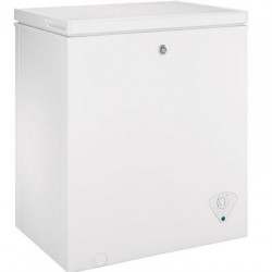 GE (General Electric) - FCM5SLWW - 5.0 CF Chest Freezer White
