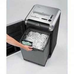 "Fellowes - 3322001 - Fellowes Powershred® 225i 100% Jam Proof Strip-Cut Shredder - Continuous Shredder - Strip Cut - 20 Per Pass - for shredding Staples, Credit Card, CD, DVD, Paper Clip, Junk Mail, Paper - 0.22"" Shred Size - P-2 - 16 ft/min - 9.50"""