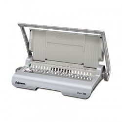 Fellowes - 5006501 - Fellowes Star+ 150 - Binding machine - comb - punching: 12 sheets - binding: 150 sheets