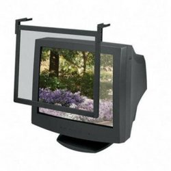 "Fellowes - 93786 - Fellowes Standard Filter Trad Tint - 19/21"" Black Frame Black - For 21"", 19""CRT Monitor"