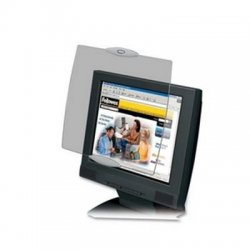 "Fellowes - 9689401 - Fellowes LCD Screen Protector - 19"" Clear - For 19""LCD Monitor"