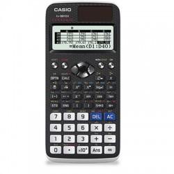 Casio - FX-991EX - Casio ClassWiz FX-991EX Scientific Calculator - Icon Menu Display, Textbook Display, Slide-on Hard Case, Spreadsheet, Natural-VPAM - Solar, Battery Powered - 3 x 6.5 x 0.4