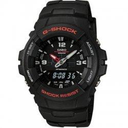 Casio - G100-1BV - Casio G-SHOCK G100-1BV Wrist Watch - MenChronograph - Anadigi - Quartz