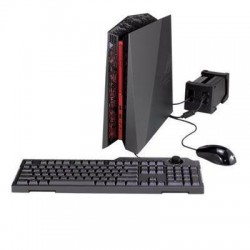 Asus - 90PD01X1-M02740 - Asus System G20CI-DS71-GTX1080 Core i7-7700 H270 16GB 512GB+1TB NVIDIA GTX1080 Retail