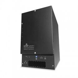 ioSafe - GA000-064XX-0 - Server 5 Diskless 64gb Ram Fireproof/waterproof 1yr Warr