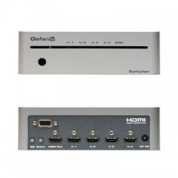 Gefen - GTV-HDMI1.3-441N - Gefen GTV-HDMI1.3-441N HDMI Switch - 1920 x 1200 - WUXGA - 1080p4 x 1