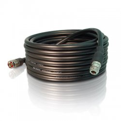 Hawking Technologies - HAC30N - Hawking Outdoor Higain Antenna Cable - N-type Male - N-type Female - 30ft