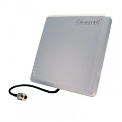 Hawking Technologies - HAO14SDP - Hawking High Gain Outdoor Directional Antenna - Upto 2 Mile - 14 dBiDirectionalDirectional