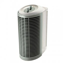 Jarden - HAP412BNS-NU - Holmes Mini-Tower Air Purifier with HEPA-Type Filter - HEPA - 130 Sq. ft.