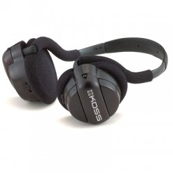 Koss - HB70 - Koss HB70 Technology Stereo Headphone - Wireless - Infrared - 10 Kilo Ohm - 30 Hz 15 kHz - Binaural