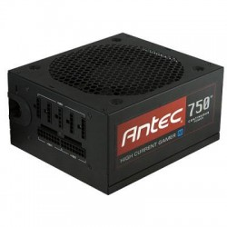 Antec - HCG-750M - 750w Hcg-750m Atx Continuous Power 80 Plus Bronze Certified