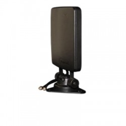 Hawking Technologies - HD9DP - Hawking Hi-Gain Dual-Band 9dBI Directional Antenna Kit [HD9DP] - 9 dBi - Wireless Data Network, Radio CommunicationWall/Window - Directional