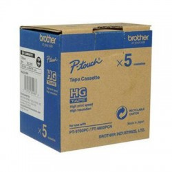 Brother International - HGE2415PK - 5PK BLACK ON WHITE