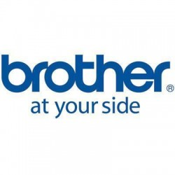 Brother International - HGES9615PK - Brother HGES9615PK Black on Matte Silver Extra-Strength Adhesive Label Tape - 1 2/5 Width x 26 1/4 ft Length - Thermal Transfer - Matte Silver - 5 / Pack