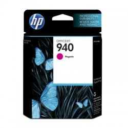 Hewlett Packard (HP) - C4904AN#140 - HP 940 Magenta Ink Cartridge - Inkjet - 900 Page - 1 Each