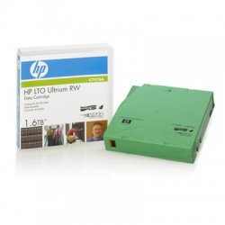 Hewlett Packard (HP) - C7974A - HP LTO4 Ultrium 1.6TB Data Rewritable Cartrdige - LTO-4 - 800 GB (Native) / 1.60 TB (Compressed) - 1 Pack