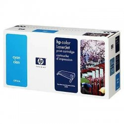 Hewlett Packard (HP) - C9731A - HP 645A Original Toner Cartridge - Single Pack - Laser - 12000 Pages - Cyan - 1 Each