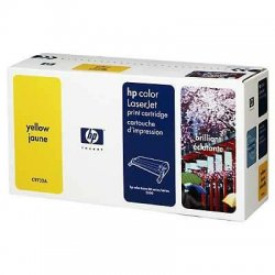 Hewlett Packard (HP) - C9732A - HP 645A (C9732A) Yellow Original LaserJet Toner Cartridge - Laser - 12000 Page - 1 Each