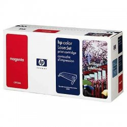 Hewlett Packard (HP) - C9733A - HP 645A Original Toner Cartridge - Single Pack - Laser - 12000 Pages - Magenta - 1 Each
