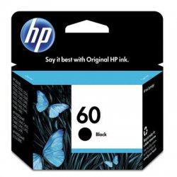 Hewlett Packard (HP) - CC640WN#140 - HP 60 Black Ink Cartridge - Inkjet - 200 Page - 1 Each