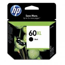 Hewlett Packard (HP) - CC641WN#140 - HP 60XL Black Ink Cartridge - Inkjet - 600 Page - 1 Each