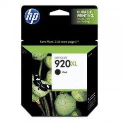 Hewlett Packard (HP) - CD975AN#140 - HP 920xl Black Ink Cartridge - Black - Inkjet - 1200 Page - OEM