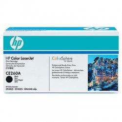 Hewlett Packard (HP) - CE260A - HP 647A Original Toner Cartridge - Single Pack - Laser - 8500 Pages - Black - 1 Each