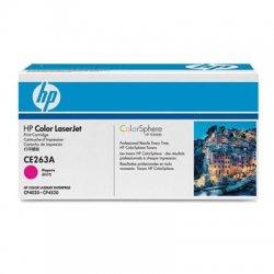 Hewlett Packard (HP) - CE263A - HP 648A (CE263A) Magenta Original LaserJet Toner Cartridge - Laser - 11000 Page - 1 Each