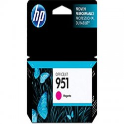 Hewlett Packard (HP) - CN051AN#140 - HP 951 Original Ink Cartridge - Magenta - Inkjet - 1 Pack