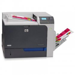 Hewlett Packard (HP) - CC490A#BGJ - HP LaserJet CP4025DN Laser Printer - Color - 1200 x 1200 dpi Print - Plain Paper Print - Desktop - 35 ppm Mono / 35 ppm Color Print - Letter, Legal, Executive, Postcard, Envelope No. 9, Envelope No. 10, Monarch