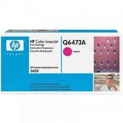 Hewlett Packard (HP) - Q6473A - HP 502A (Q6473A) Magenta Original LaserJet Toner Cartridge - Laser - 4000 Pages - 1 Each