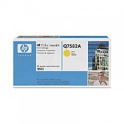 Hewlett Packard (HP) - Q7582A - HP 503A (Q7582A) Yellow Original LaserJet Toner Cartridge - Laser - 6000 Page - 1 Each